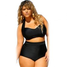 Vintage Plus Size Swimwear